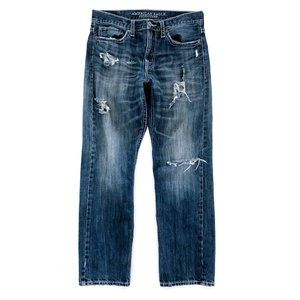 AMERICAN EAGLE Men's Relaxed Straight Jeans 32x32